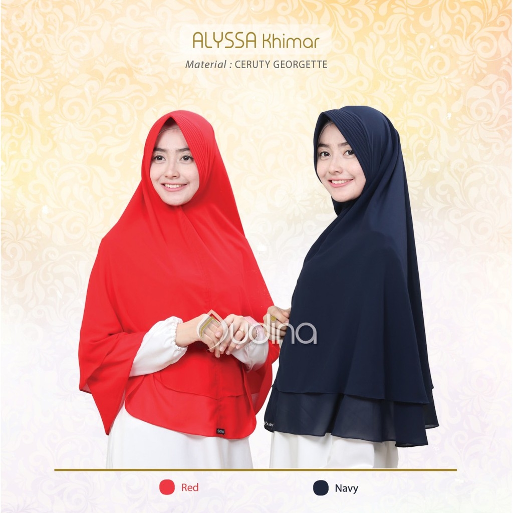 ALYSSA KHIMAR by AUDINA Indonesia