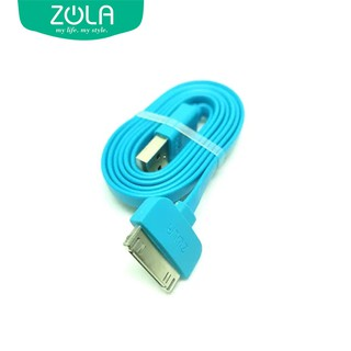 ZOLA Lollipop Kabel Data & Charging IPhone 4 Dan IPad Generasi 1 & 2