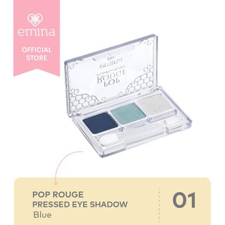 Emina Pop Rouge Pressed Eye Shadow 3.3 g