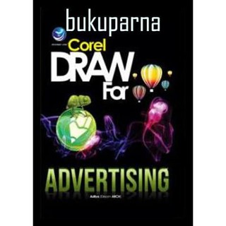 Banting Harga Buku Corel Draw For Advertising