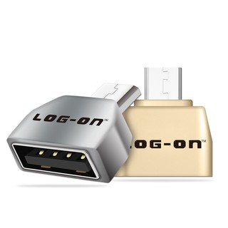 Log On Otg Usb Micro/Android T03, Type C T05