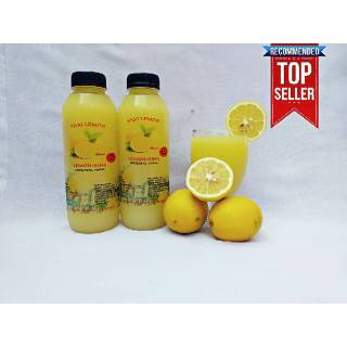Fresh Sari Lemon/pure lemon lemonking 500ml paket hemat 2botol