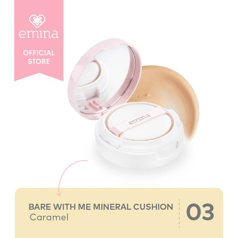 Emina Bare With Me Mineral Cushion #2