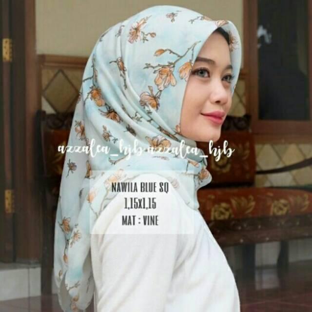 Nawila Jilbab Murah Premium