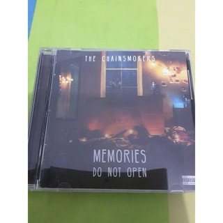Dijual CD The Chainsmokers Memories Do Not Open Import Original Murah