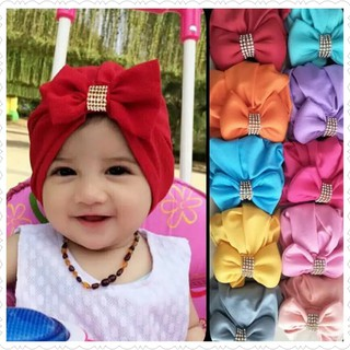 turban bayi diamond / baby / anak / kids / kupluk