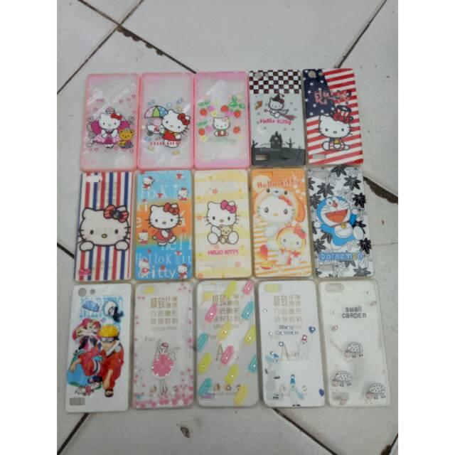 SoftcaseMotifOppoNeo7A33ShopeeIndonesia
