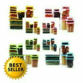 [4 SET 3 KG ]Toples Calista/Calista Sealware Otaru Set 14PCS [OFFICIAL CALISTA OTARU],