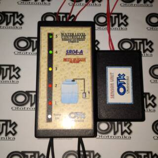 Water Level Controller SR04-A | Otomatis Pompa Air  WLC