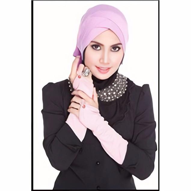 Inner Hijab – dalaman jilbab kerut
