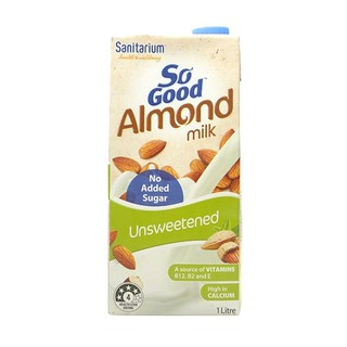 Sanitarium So Good Almond Milk Unsweetened 1 L