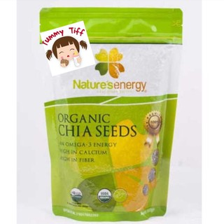Natures Energy Organic Chia Seed 100gr