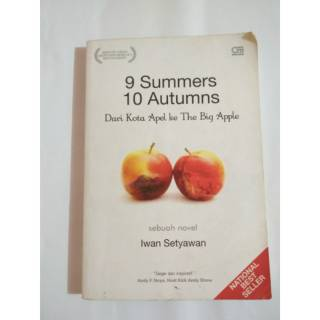 Preloved Buku 9 Summers 10 Autumns