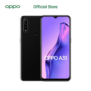 OPPO A31 4GB/128GB [4230 mAh 12 MP Triple Camera]