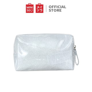 Miniso Official Starry sky rectangular cosmetic bag/ Tas Kosmetik