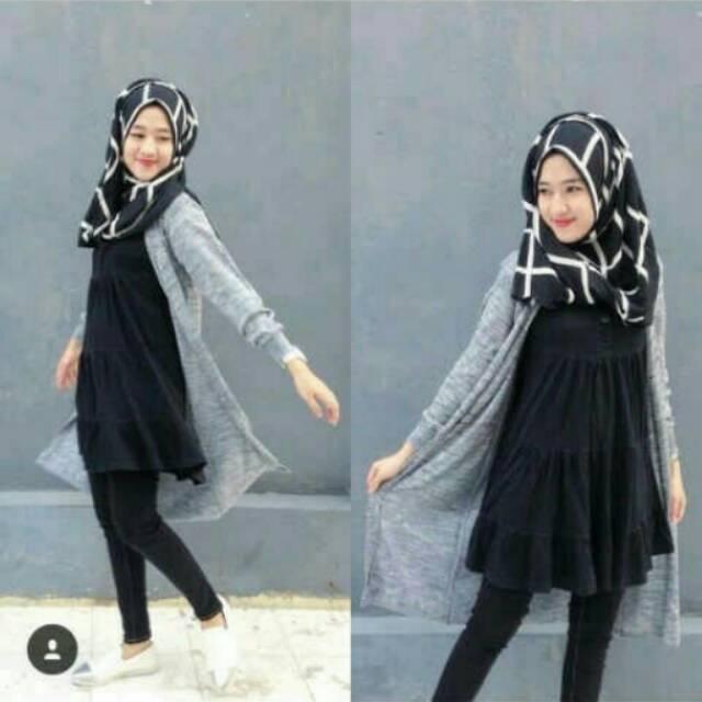 Dona Square Hijab