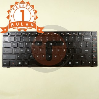 Keyboard Lenovo B41-30 B41-35 B41-80 G41-35 Z40-70 Flex 2-14 - Black