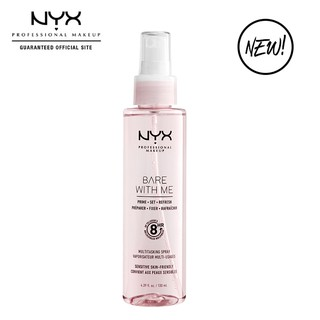 NYX Professional Makeup Bare With Me Prime Set Refresh Mutlitasking Spray