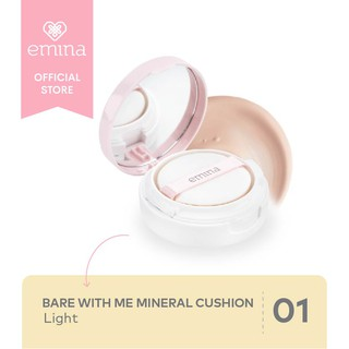 Emina Bare With Me Mineral Cushion #0