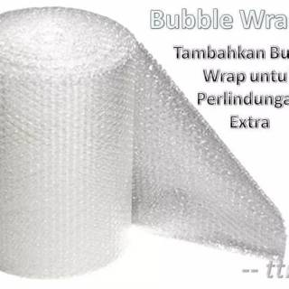 PACKING TAMBAHAN BUBBLE WARP BBLW1 / PACKING PLASTIK EXTRA AMAN SB