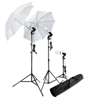 TaffSTUDIO Portrait Foto Studio Lighting Kit Youtube Vlog - VL-9004 MURAH
