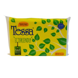 Tessa Travel Pack Ecofriendly 50s