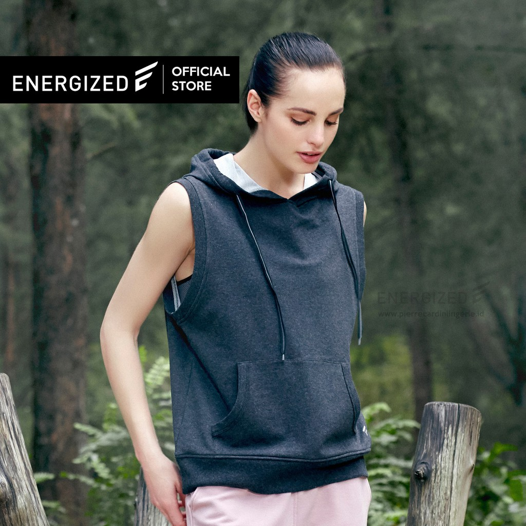 (Tersedia 2 Warna) Energized Sweater So Fly 806-011145