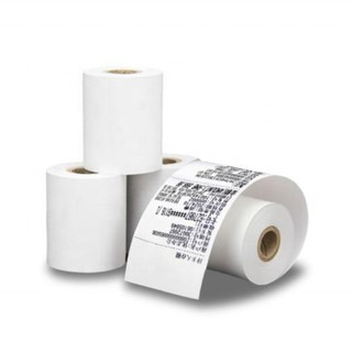 Mocute - Paket 1 Pack isi 10 Roll Kertas Printer Thermal Kertas Struk kasir 58x30mm