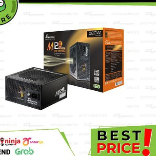 TERBARU BULAN INI Seasonic M12II-520 Evo Edition 520W Full Modular 80+ Bronze Retail BOX GGI4