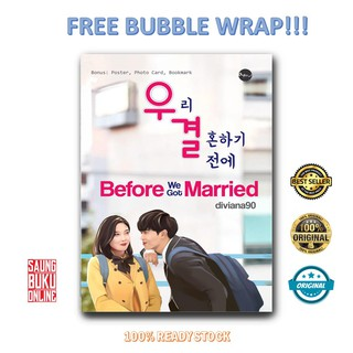 BEST SELLER  !!! BEFORE WE GOT MARRIED