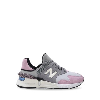 New Balance S997V1 Lifestyle Women's Sneakers Shoes - Grey/Pink