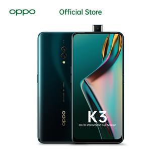 OPPO K3 6/64 GB Special Online Edition - OLED Panoramic Full Screen