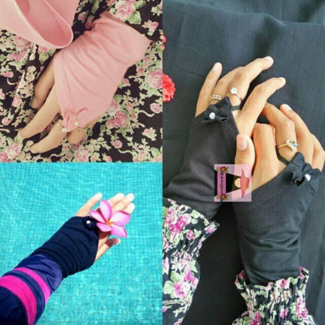 handsock/manset tangan/kaos tangan Ring Pita Mini