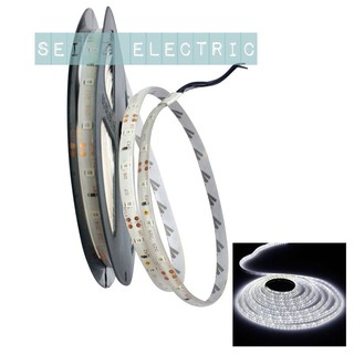 Seinz Led Strip 3528 IP44 outdoor 2835 warmwhite white hijau biru merah