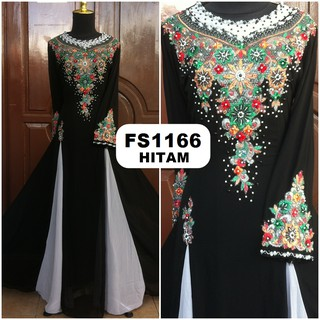 MODEL FASHION MUSLIM TERBARU PRC10791 Baju Pesta Hycon Princes Kombinasi FS1166 TERMURAH
