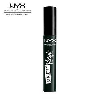 Nyx Professional Make Up Strictly Vinyl Lip Gloss Bad Seed