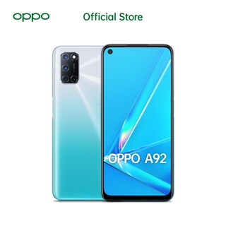 OPPO A92 8GB/128GB [Fast Charging 18W,5000 mAh,Snapdragon 665,AI Quad Camera]