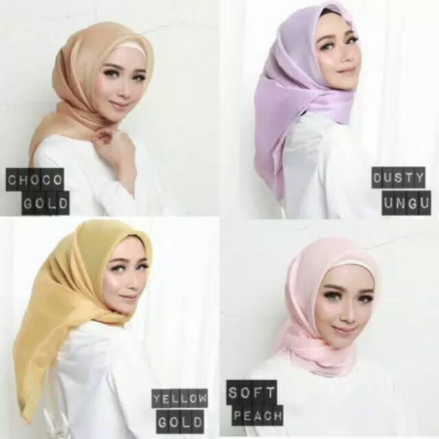 Organza Hijab Segiempat