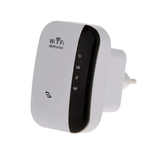 Wifi Repeater 300Mbps Access Point Wireless Penguat Sinyal Amplifier Signal Booster