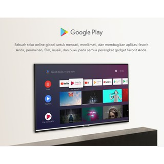 Changhong Google certified Android Smart TV 32 Inch Digital TV Neflix LED TV-L32H4-Garansi 5 Resmi #2