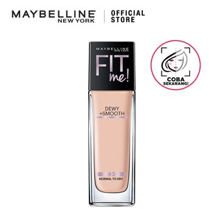 Maybelline Fit Me Dewy + Smooth Foundation