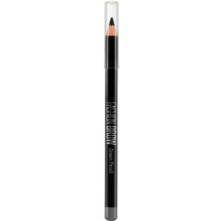 Maybelline Fashion Brow Cream Pencil MakeUp - Abu-abu (Pensil Alis Waterproof Dengan Hasil Natural)