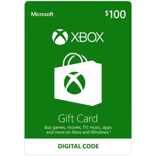 Xbox Live Gift Card USD US 100 $100
