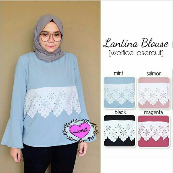 lantina blouse