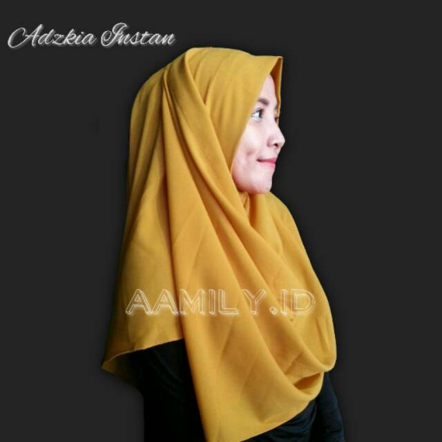 Adzkia hijab instan