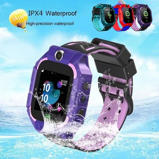 COD Z6 Smartwatch Anak Camera SOS LBS Positioning Jam Tangan Pintar Children Anti Air SIM Card