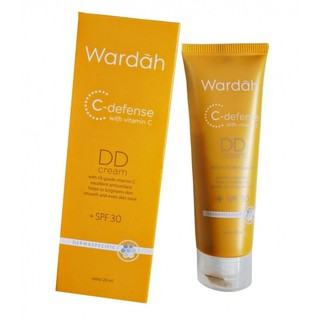 WARDAH C-DEFENSE DD CREAM 20 ML