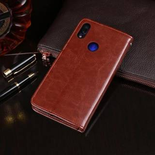 SARUNG HP REDMI NOTE 7 6 5 5A 4 4X 5PRO PRO 5APRIME LEATHER CASE SARUNG KULIT CASING XIAOMI WALLET