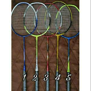 RAKET BADMINTON  [ BONUS TAS+GRIP ] GOOD QUALITY