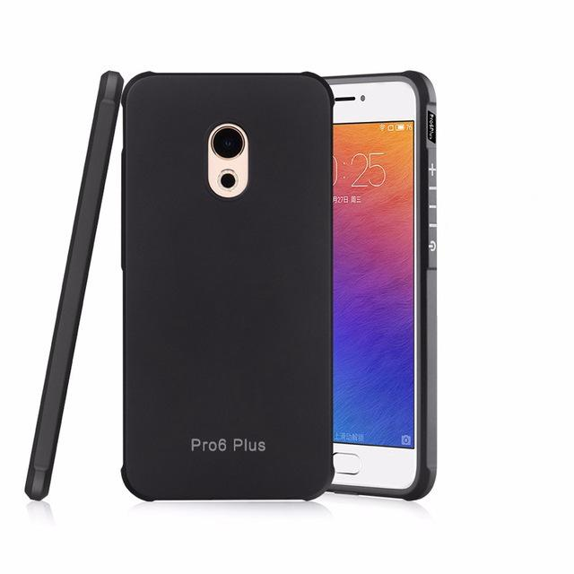 Bakeey Casing Soft Case Silikon untuk Meizu Pro 6 Plus Versi Global